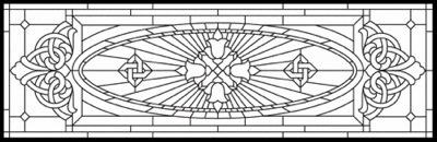 Home - A4 Etc. Free Stained Glass Pattern Resizer